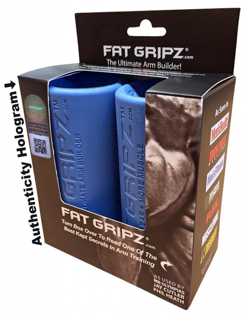 Box of Fat Gripz