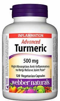 Do not buy regular turmeric. it is not effective. Advanced turmeric curcumin works