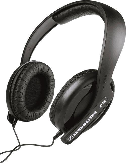 Pair of Sennheiser headphones known for having the best bass