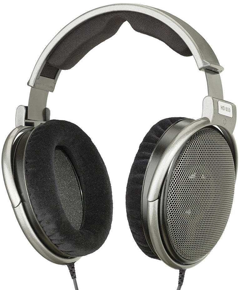 Great pair of sennheiser headphones